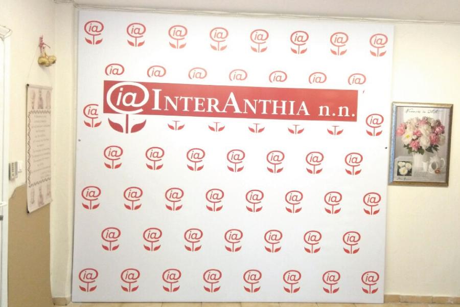 Inter Anthia Τελαρωμένος Μουσαμάς